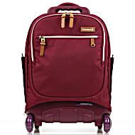 Школьный рюкзак на колесах - ранец Wheelpak Classic Wine - арт. WLP2200 (для 3-5 класса, 21 литр)