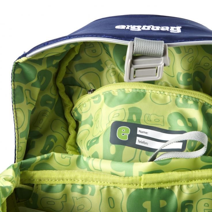 Рюкзак Ergobag LumBearjack с наполнением + светоотражатели в подарок, - фото 11