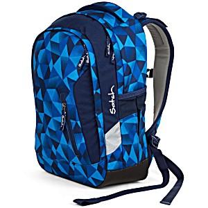 Рюкзак Ergobag Satch Sleek цвет Blue Crush