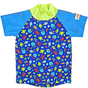 Купальные костюмы с защитой от солнца ImseVimse Морская жизнь синий