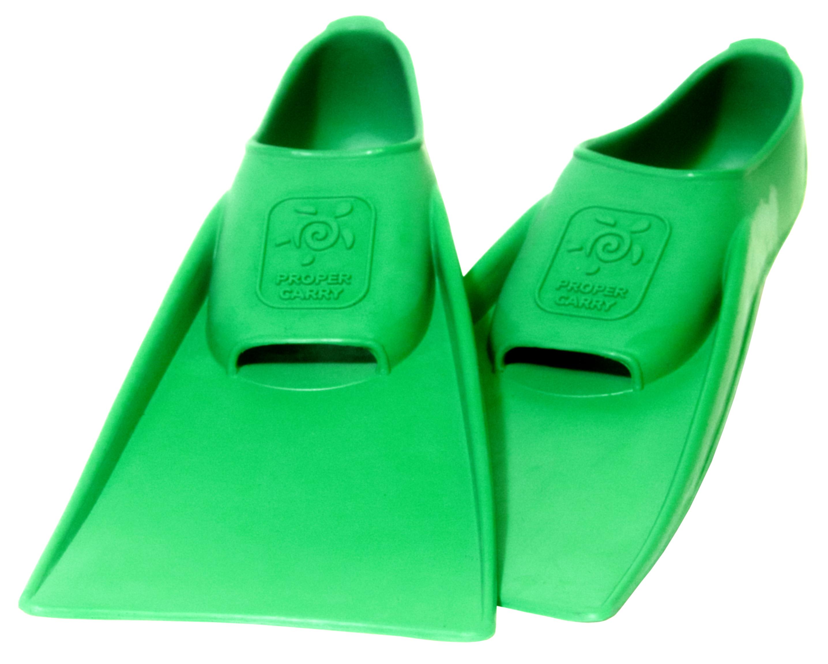 Грудничковые каучуковые ласты для бассейна ProperCarry FLOATING маленькие размеры 21-22, 23-24, 25-26, 27-28, 29-30, - фото 1