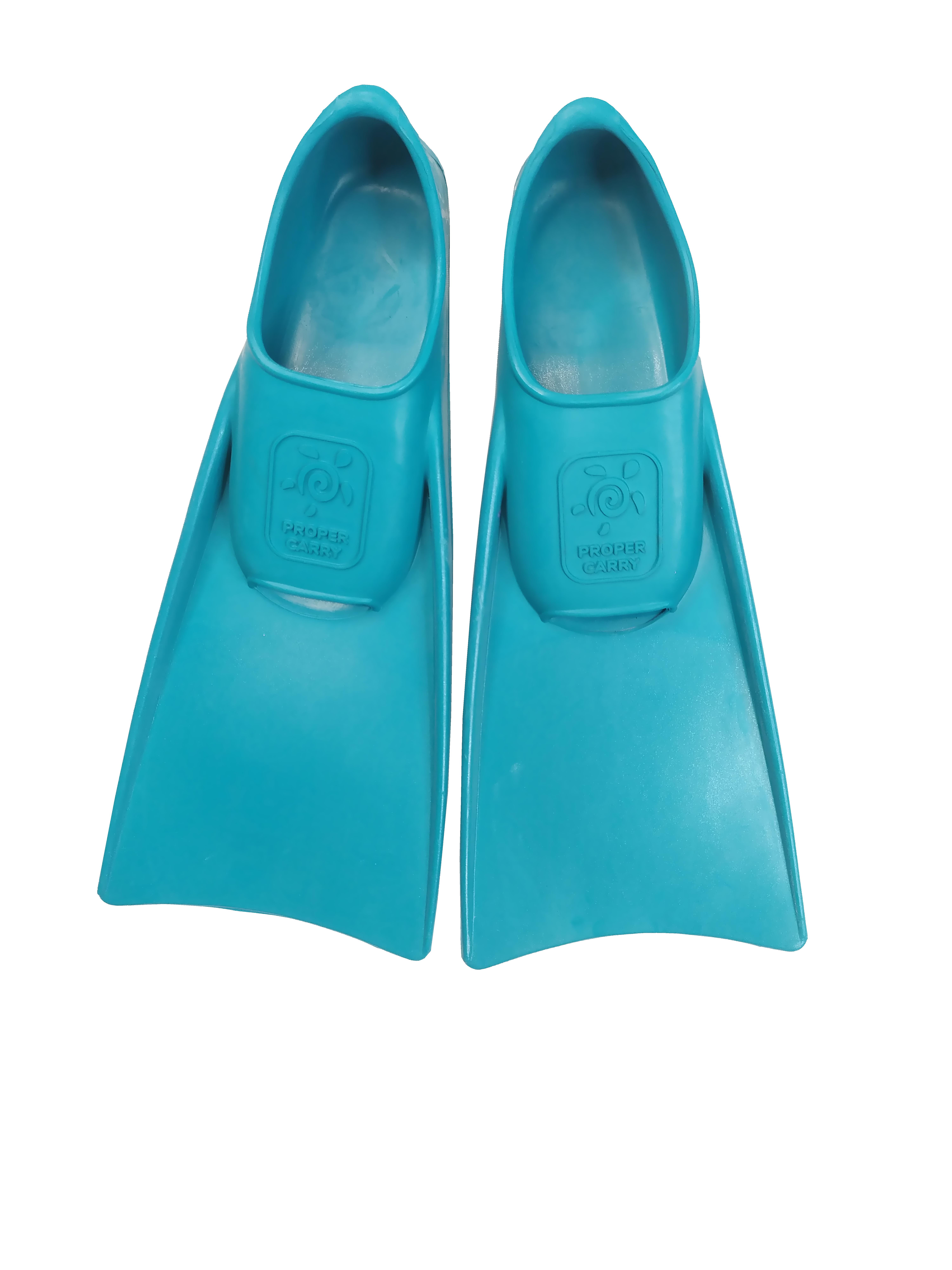 Детские ласты для плавания Proper-Carry Super Elastic р. 21-22, 23-24, 25-26, 27-28, 29-30, - фото 1